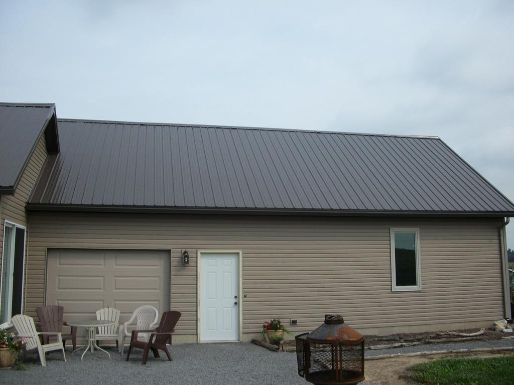 Roofs Lima Ohio Stahl Mowery Construction